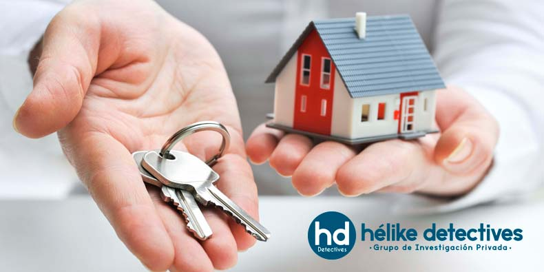 Detectives Privados para investigar estafas inmobiliarias. Detectives Hélike