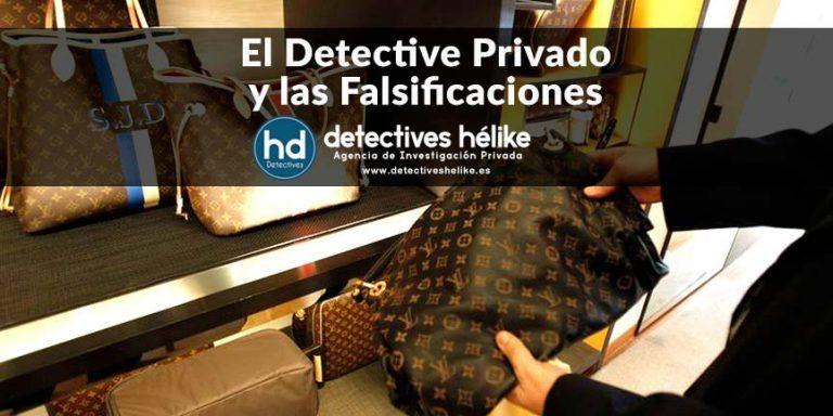 El Detective Privado y las Falsificaciones