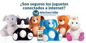 ¿Son seguros los juguetes conectados a internet?